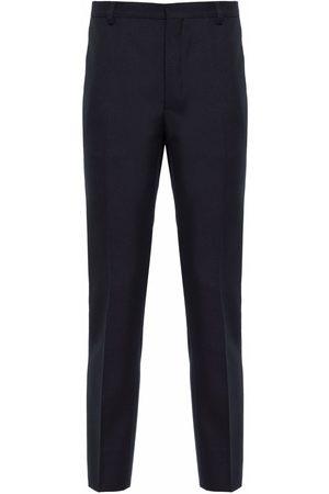 Prada Tapered tailored-cut trousers