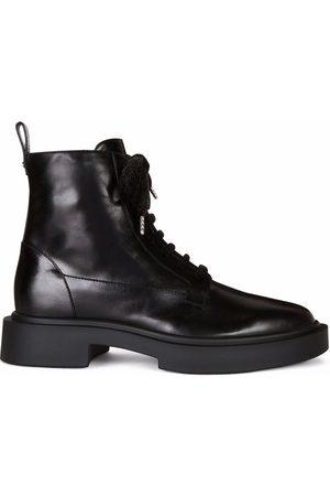 Giuseppe Zanotti Homem Botas - Achille lace-up ankle boots