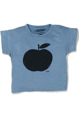 Bobo Choses Bebé T-shirts & Manga Curta - Apple-print T-shirt