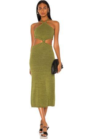 Cult Gaia Senhora Vestidos de Malha - Cameron Knit Dress in - . Size L (also in XS, S, M).