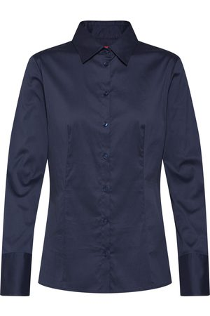HUGO BOSS Senhora Formal - Blusa 'The Fitted Shirt