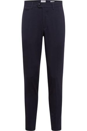 Lindbergh Calças com vincos 'Club pants