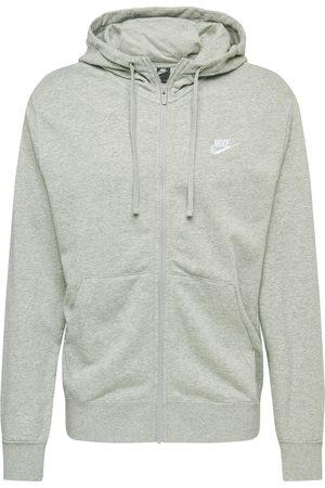 Nike Casaco em moletão