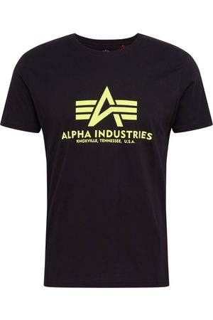 Alpha Industries Camisa 'Basic T Neon Print