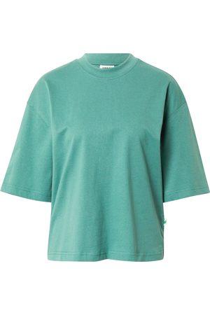 Urban classics Mulher T-shirts & Manga Curta - Camisa