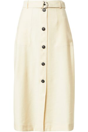Tommy Hilfiger Saia ' X ABOUT YOU BUTTONED MIDI SKIRT