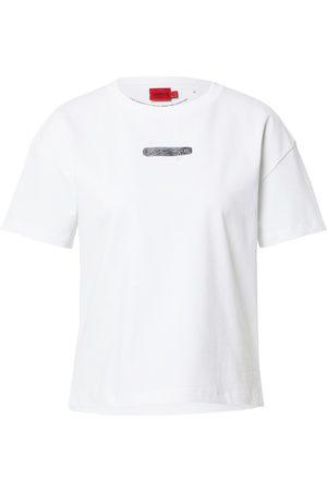 HUGO BOSS Mulher T-shirts & Manga Curta - Camisa
