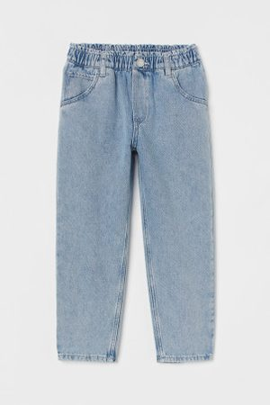H&M Criança Jeans - Relaxed Fit High Jeans