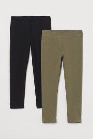 H&M Pack de 2 leggings