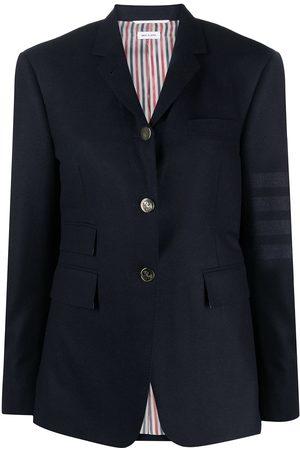 Thom Browne Four-bar stripe blazer