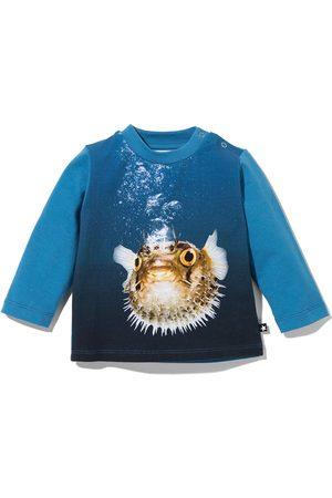 Molo Enovan graphic-print T-shirt