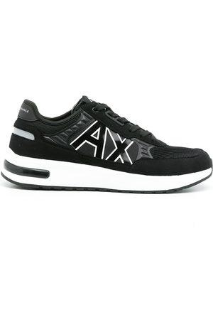 Armani Exchange Logo-print low-top sneakers