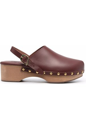 Ancient Greek Sandals Classic Closed 70mm studded clogs