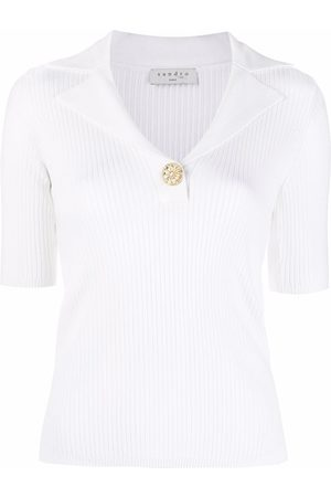 Sandro Knitted top