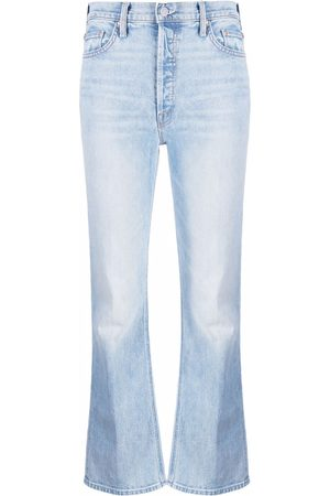 Mother High rise bootcut jeans