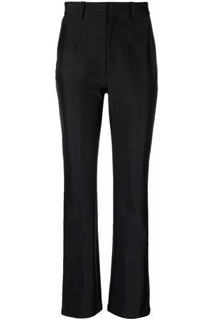 Alexander Wang Senhora Calças Formal - High-waisted tailored trousers