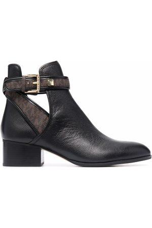 Michael Michael Kors Senhora Botins - Britton ankle boots