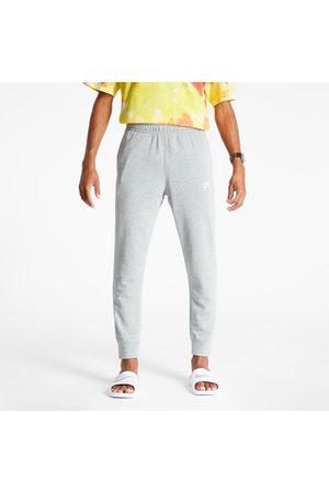Nike Sportswear Club Men's Joggers Dk Grey Heather/ Matte Silver/ White