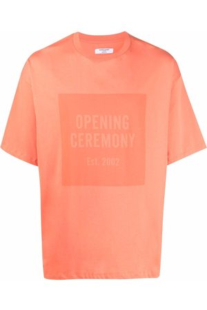 Opening Ceremony Homem T-shirts & Manga Curta - BOX LOGO REGULAR T-SHIRT