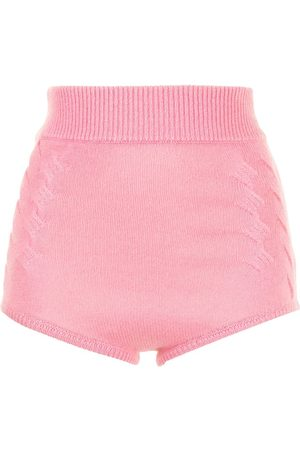 Cashmere In Love Senhora Cuecas - Mimie high-waisted cashmere knickers