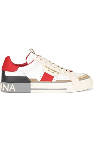 Dolce & Gabbana Custom 2.Zero panelled low-top sneakers