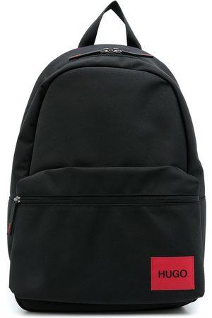 HUGO BOSS Homem Mochilas - Logo-patch backpack