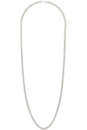 Tom Wood Homem Colares - Long curb chain necklace