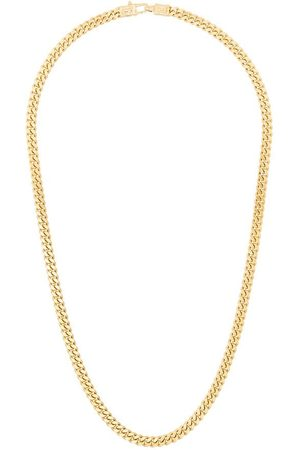 TOM WOOD Homem Colares - Plated sterling silver curb chain necklace