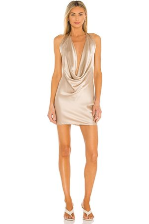 Silk Roads by Adriana Iglesias Esther Dress in - Nude. Size L (also in XS, S, M).