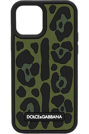 Dolce & Gabbana Homem Phones - Animal-print Iphone 12 Pro Max case