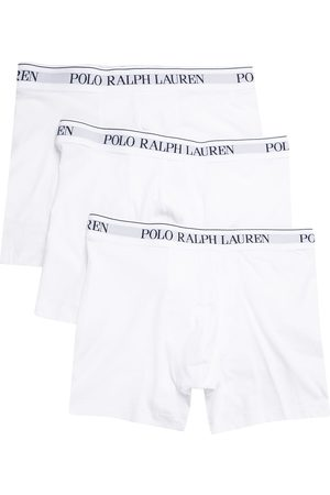 Polo Ralph Lauren Homem Boxers - Logo-waistband boxers set of 3