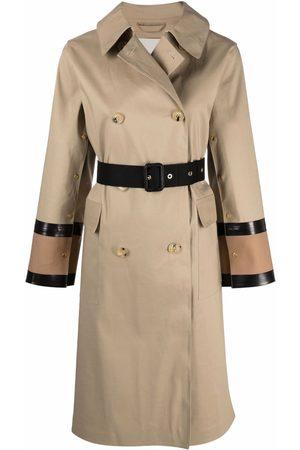 MACKINTOSH Senhora Gabardinas - Marnoch mid-length trench coat