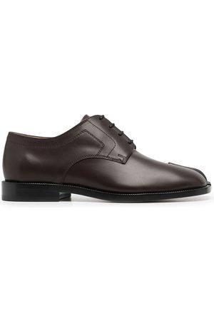 Maison Margiela Senhora Oxford & Moccassins - Tabi-toe lace-up shoes