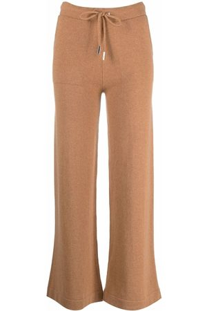 ELEVENTY Knitted wide-leg trousers