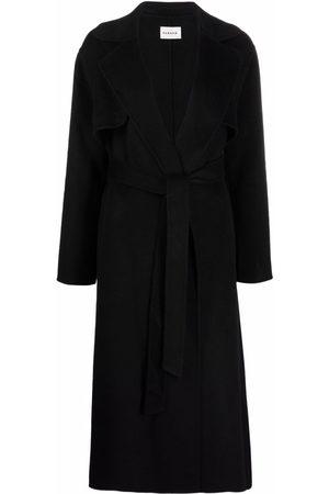 P.a.r.o.s.h. Senhora Gabardinas - Tied-waist trench coat