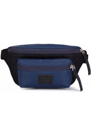 Dolce & Gabbana Menino Cintos - Contrast-panel belt bag