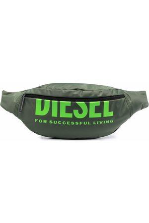Diesel Menino Cintos - Logo-print belt bag