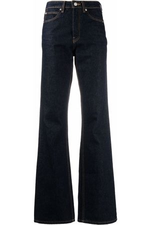 Zadig & Voltaire Mid-rise flared jeans