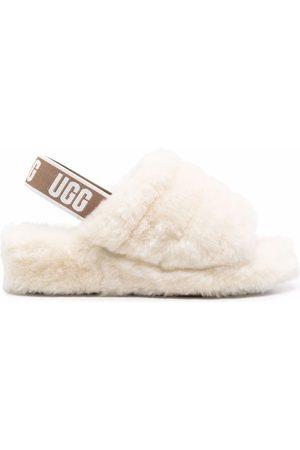 UGG Senhora Sandálias - Fluff Yeah slingback sandals