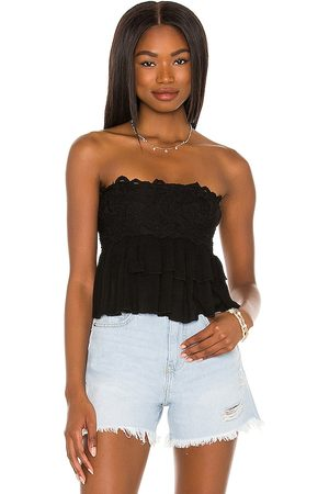 Free People Adella Corset Cami in - . Size L (also in M, S, XS).