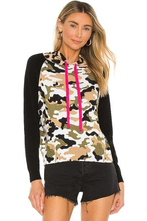 Central Park West Bates Hoodie in - Army. Size L (also in M, S, XS).