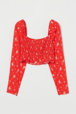 H&M Blusa curta