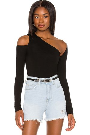 superdown Rissa Cut Out Top in - . Size L (also in M, S, XL, XS, XXS).