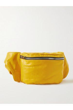 GALLERY DEPT. Homem Cintos - Logo-Print Leather Belt Bag