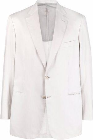 BRIONI Homem Blazers - Striped single breasted blazer