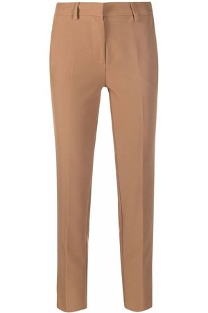 BLANCA Senhora Calças Justas - Slim-cut straight-leg trousers