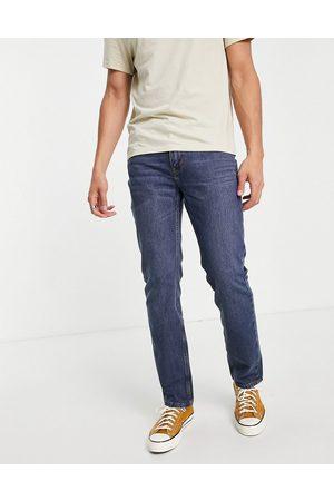 Levi's Homem Slim - Levi's Skateboarding 511 slim fit jeans in bush dark vintage wash-Blue