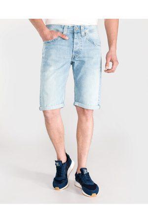 Pepe Jeans Homem Calções - Cash Short pants Blue