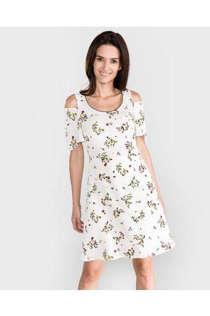 Armani Dresses White