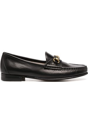Gucci Senhora Oxford & Moccassins - 1953 horsebit detail loafers